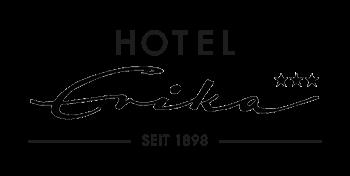 Hotel Erika in Bad Reichenhall im Berchtesgadener Land in Bayern